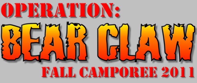 Operation Bear Claw Camporee - Camp Hahobas